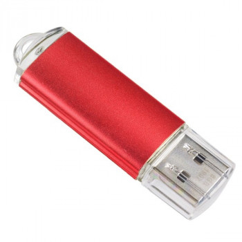 Perfeo USB Drive 64GB E01 Red PF-E01R064ES