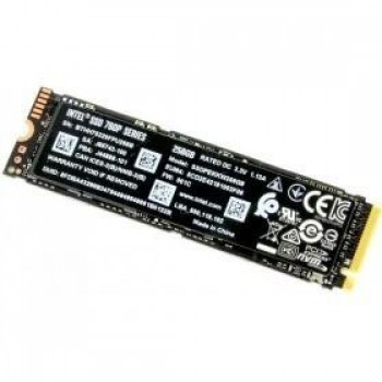 Intel SSD 256Gb M.2 760P Series SSDPEKKW256G8XT