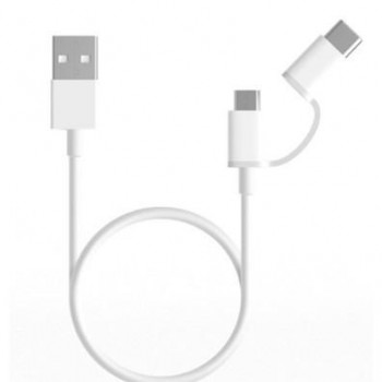 Xiaomi Mi 2-in-1 USB Cable Micro USB to Type C (100cm) [SJV4082T