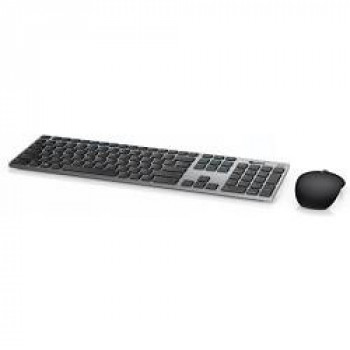 DELL  Premier-KM717 [580-AFQF] Wireless Keyboard + Mouse, black