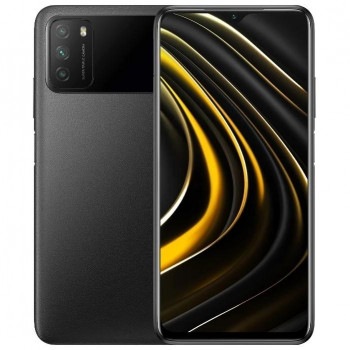 Xiaomi POCO M3 4/64GB Power Black [X30720]