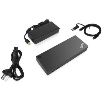 Lenovo [40AF0135EU] ThinkPad Hybrid USB-C with USB A Dock