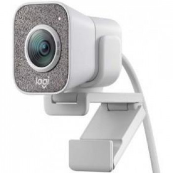Камера Web Logitech StreamCam White белый 2Mpix (1920x1080) USB3