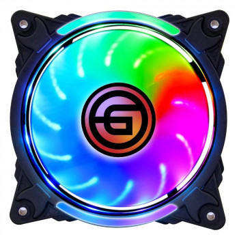 CASE FAN GINZZU RGB 12R4