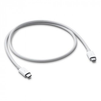 MQ4H2ZM/A Apple Thunderbolt 3 (USB-C) Cable (0.8m)