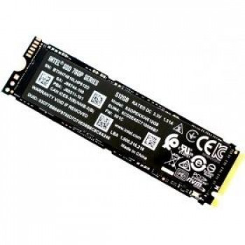Intel SSD 512Gb M.2 760P Series SSDPEKKW512G8XT